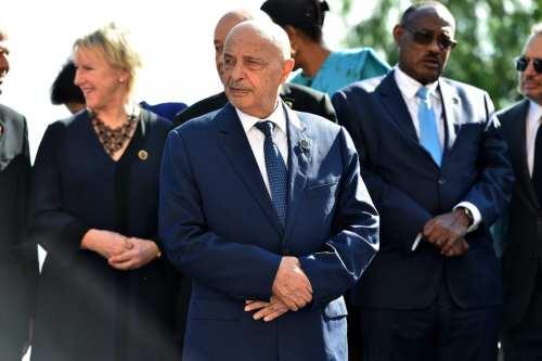 Libia: Aguila Saleh Issa se reúne con los líderes de…