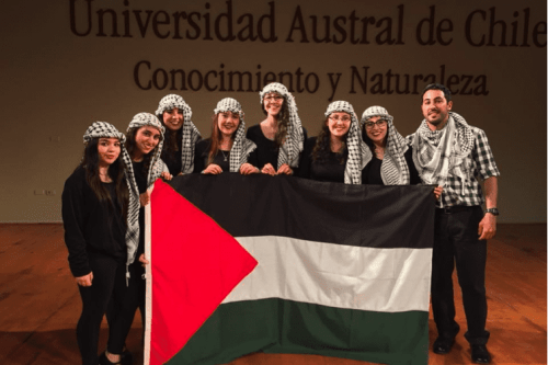 Crece la denuncia a Israel en universidades chilenas: una victoria…