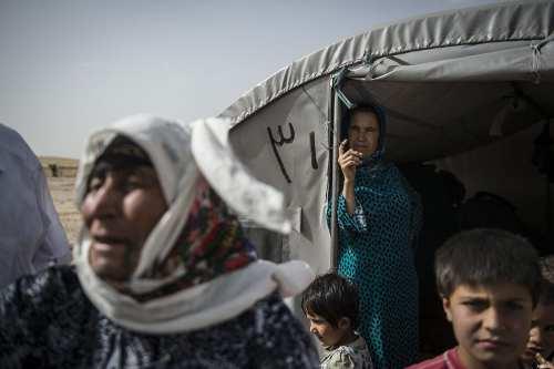 Los refugiados sirios en Turquía recurren a la venta de…
