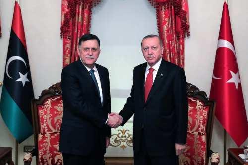 """Ankara: """"Haftar no ganará la batalla en Libia"""""""