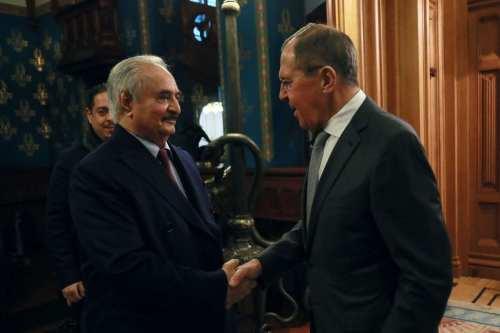 La estrategia de Rusia en el Mediterráneo puede aumentar el…