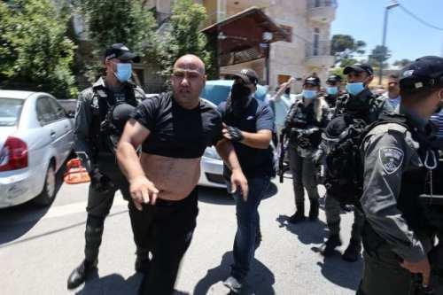 Israel impide que los palestinos se solidaricen con el Imam…