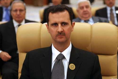 Assad de Siria anuncia su apoyo a Haftar y Sisi…