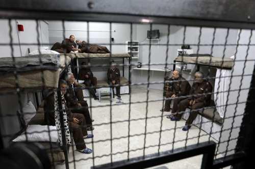 El 95% de los palestinos en las cárceles israelíes sufren…