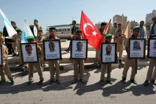 Diez años después del secuestro del Mavi Marmara por parte…