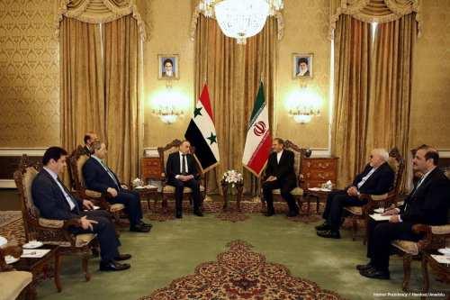 Israel sigue muy de cerca los avances entre Irán y…