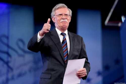 EE.UU.: Bolton dice que un segundo mandato de Trump no…