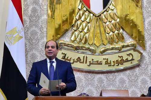 """Egipto promete viviendas para """"todos los ciudadanos necesitados"""""""