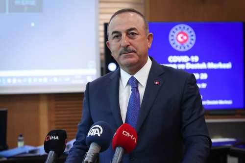 Turquía promete defender sus derechos en el Mediterráneo oriental