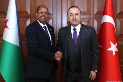 Turquía y Djibouti acuerdan cooperar en el ámbito de infraestructuras…
