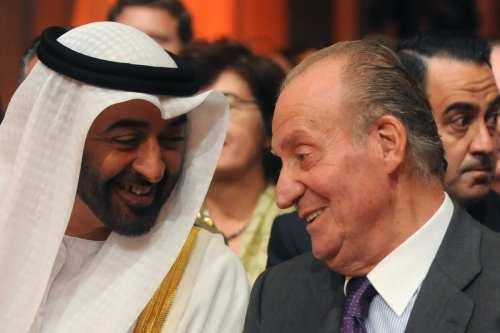 España: El rey emérito Juan Carlos I está en Abu…