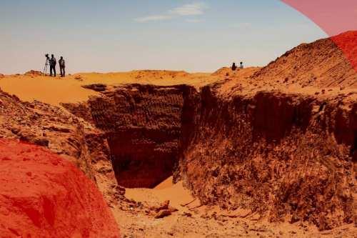 Buscadores de oro destruyen el patrimonio del Sudán