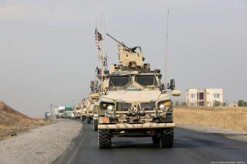EE.UU. sigue reforzando sus bases militares en Siria