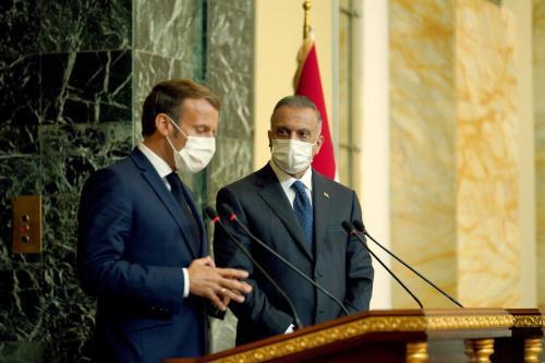"""Las """"líneas rojas"""" de Macron contra Turquía revelan la misión…"""