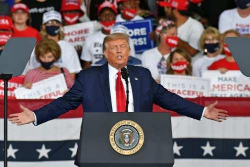 Trump pronunciará un discurso a la ONU la próxima semana…