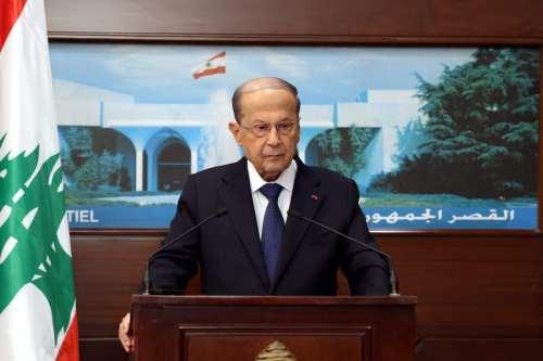 El Líbano: Aoun pide que se combatan los flujos migratorios…