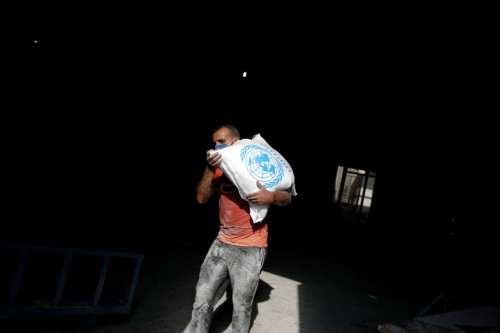 El UNRWA aumenta las labores de ayuda, paralizadas debido a…
