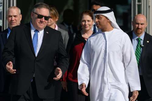 El enviado de los Emiratos Árabes Unidos dice que Israel…