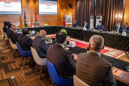 Se reanuda el diálogo con Libia en Marruecos a pesar…