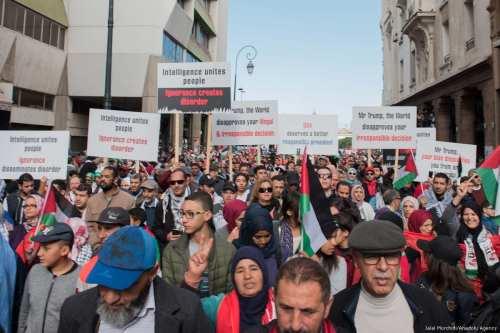 """""""La policía marroquí visitó Israel en secreto y acordó entregar…"""