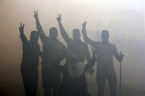 """Las milicias iraquíes acuerdan un """"alto el fuego condicionado"""" para…"""