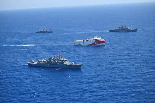 Oficial: Grecia no entablará conversaciones con Turquía mientras el barco…