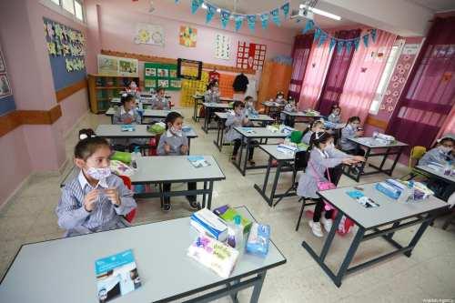 La ocupación israelí demolerá una escuela palestina en Cisjordania