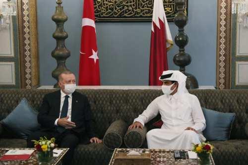 Erdogan: 'La presencia de Turquía en Qatar sirve a la…