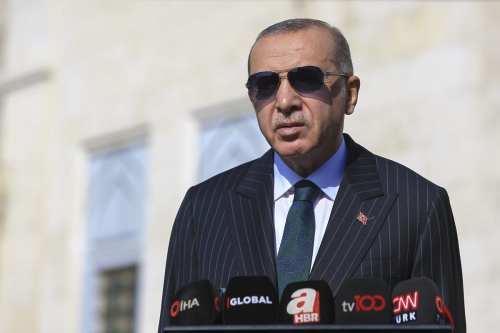 Erdogan señala que es hora para la solución de los…