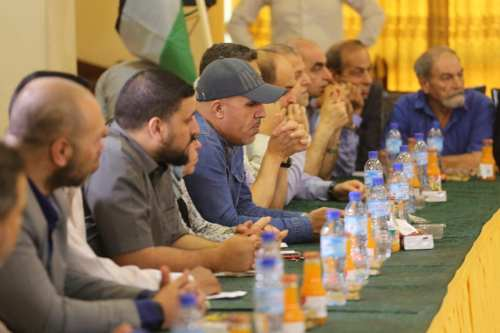 Hamas y Fatah completan las consultas sobre su reconciliación