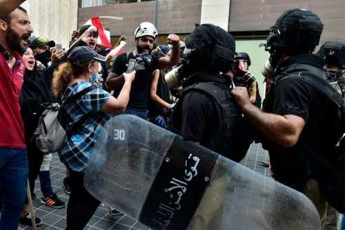 Líbano: Protestas en contra del cese de los subsidios