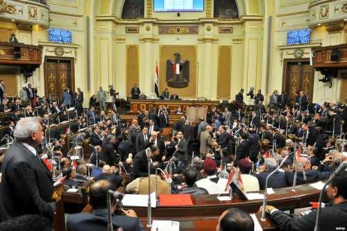 Un escaño en el parlamento egipcio cuesta 3,2 millones de…