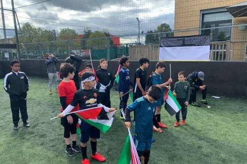 Un evento deportivo en el Reino Unido defiende el derecho…