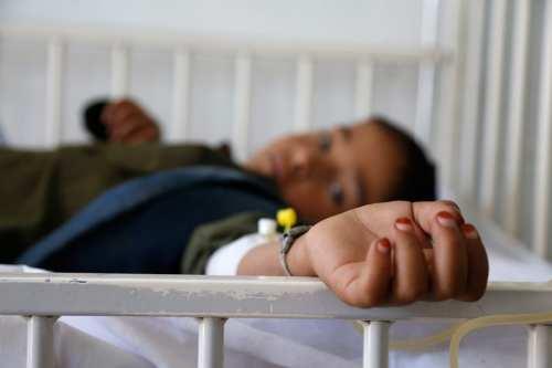 200.000 casos de cólera en Yemen en 2020