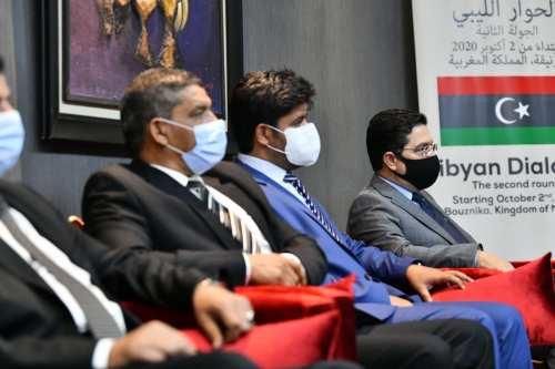 Parlamentarios rivales de Libia celebrarán conversaciones sobre la unidad en…