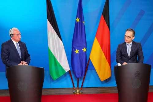 Alemania donará 55,5 millones de euros para proyectos en Palestina…