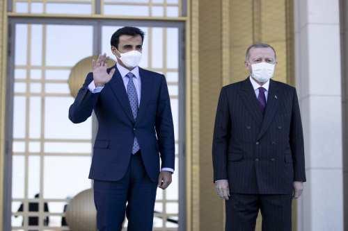 Turquía y Qatar firman acuerdos de cooperación e inversión