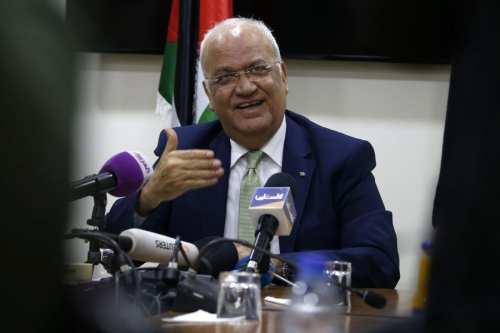 ÚLTIMA HORA: Muere el alto funcionario de la OLP Saeb…