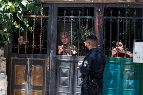 Un tribunal israelí confirma el desalojo de docenas de palestinos…