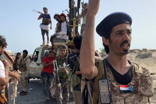 Los Emiratos Árabes Unidos proporcionan armas a los separatistas del…
