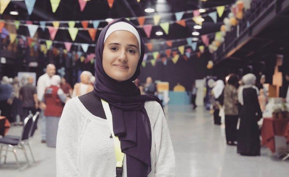Cineasta, productora y directora - Rama Obeid Ayasra.
