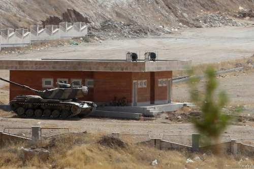 Irán reprime a los rebeldes en la zona fronteriza del…