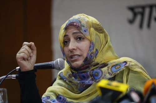 La crítica de Tawakkol Karman a la fatwa de Ibn…