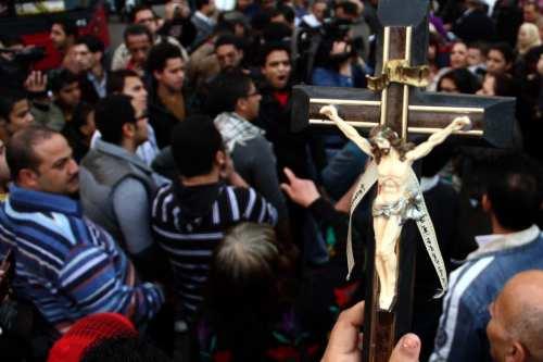 Ocho detenidos en Egipto en enfrentamientos entre musulmanes y coptos