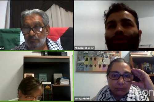 América Latina celebra la semana de solidaridad con Palestina