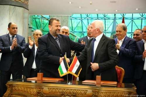 Hamas y Fatah se reunirán en Egipto para discutir un…