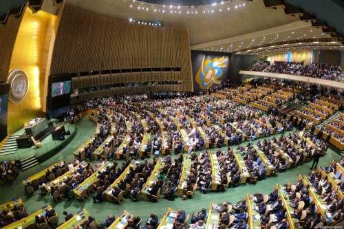 EE.UU rechaza el proyecto de presupuesto de la ONU sobre…