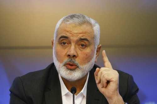 Hamas: La resistencia palestina no está sujeta a la extorsión