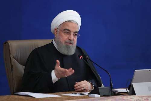 """Rouhani: """"Trump quería derribar nuestro régimen, pero ha sido él…"""