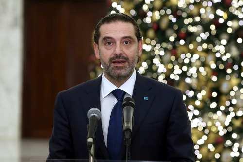 Informe: Los estados árabes quieren que el primer ministro Hariri…